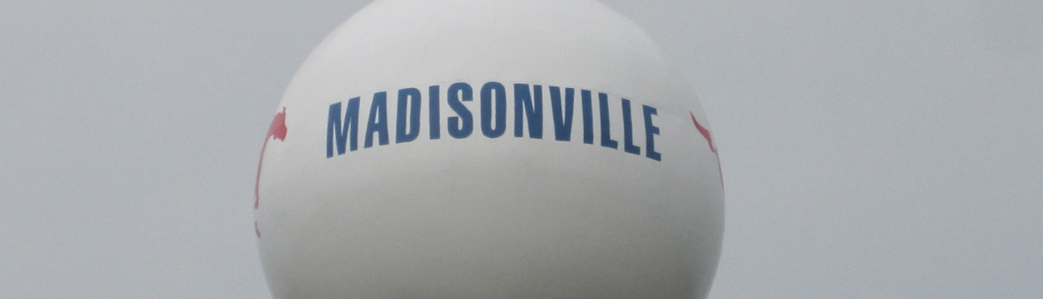 Madisonville, tx 77864 water tower